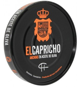 P. ANCHOAS  EL CAPRICHO