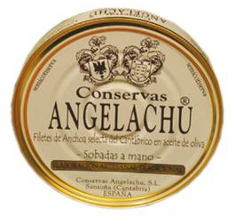P 280g.  ANCHOAS ANGELACHU