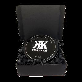 Kapo & Krow vegane Haarpomade Geschenkbox