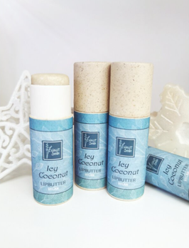 Icy Coconut Lippenbalsam