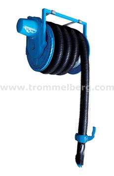 Elektrisch Schlauchaufroller für Abgasabsauganlage (Schl. 8m х D102mm)