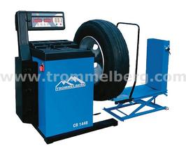 Auswuchtmaschine für Räder bis 200 kg