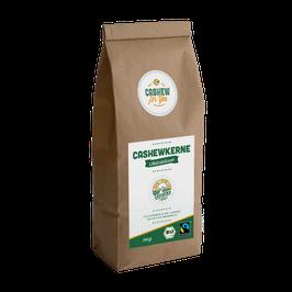 700g Cashewkerne (Elfenbeinküste)