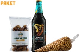 African Special (500ml + 130g + 75g)