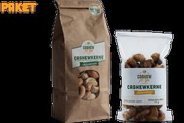 Cashew for You Starter Kit (250g + 75g)