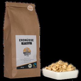 600g faire Bio-Erdnüsse (Usbekistan)