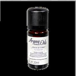 """Aroma Cosmetic Oils © """"Focus & Calm"""""""
