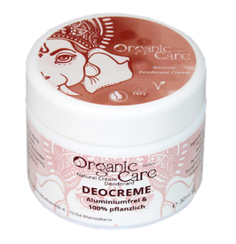 Organic Care Series © Deocreme