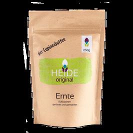 """HEIDE original """"ERNTE"""" - der Lupinenkaffee, 100% deutsche Süsslupine, 250g geröstet und gemahlen"""