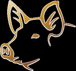 Schweine- rücken
