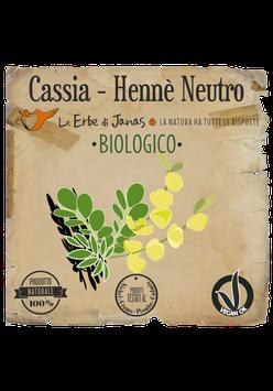 CASSIA (Henneè Neutro o Hennè Biondo)