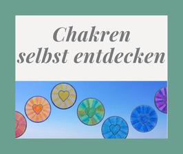 """Onlinekurs """"Chakren selbst entdecken"""""""