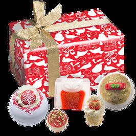 "Coffret de bain ""Christmas Carol"" - Bomb Cosmetics"