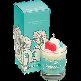 "Bougie crème chantilly ""Jade Princess"" - Bomb Cosmetics"