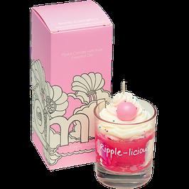 "Bougie crème fouettée ""Ripple-Licious"" - Bomb Cosmetics"