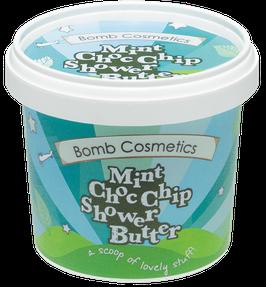 Beurre de douche menthe et chocolat 320g - Bomb Cosmetics