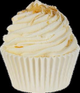 "Cupcake de bain ""Milk & Honey"" 180g - Bomb Cosmetics"