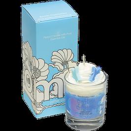 """Bougie crème fouettée """"Cotton Clouds"""" - Bomb Cosmetics"""