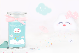 "Bougie parfumée ""Hello Beautiful"" (bague) - JewelCandle"