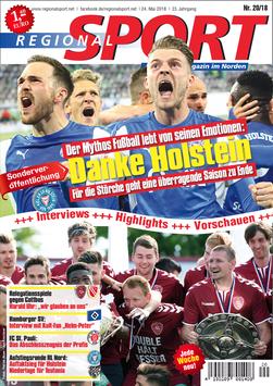 RegionalSport-Ausgabe (20/2018)