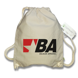 Balkan Apparel - BA Sports Logo Gymsack