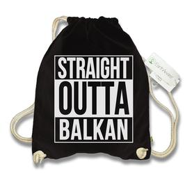 Balkan Apparel - Straight Outta Balkan Gymsack
