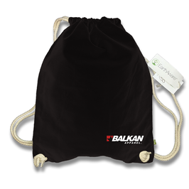 Balkan Apparel - Balkan Sports Logo Small Gymsack
