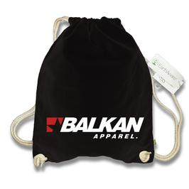 Balkan Apparel - Balkan Sports Logo Gymsack