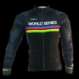 Maillot ciclista entretiempo tope de gama WORLD SERIES mod. PODIUM 2018