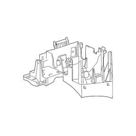 Hummer H2 Sicherungskasten Halterung