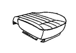 Pontiac Montana Sitzbezug grau