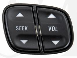 Hummer H2 Fahrer Lenkrad AUDIO Steuerschalter