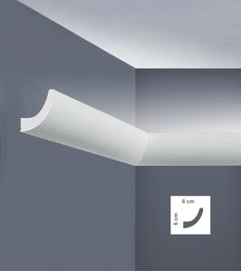 Corniche IB 06 pour éclairage indirect