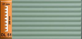 Profil/Pilastre  DL 51