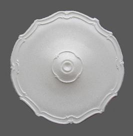 F 02 Rosace en polystyrène, d: 47 cm