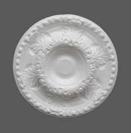 F 11 Rosace en polystyrène, d: 58cm