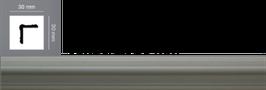 Baguette d'angle gris 31 P g
