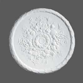 Rosace en polyuréthane PU 3315