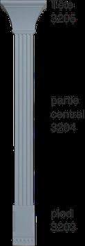 Pilastre PU 3200