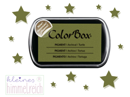 Colorbox Pigment Stempelkissen turtle