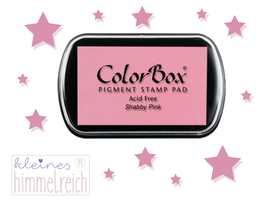 Colorbox Pigment Stempelkissen shabby pink