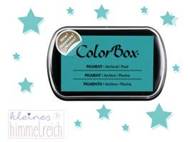 Colorbox Pigment Stempelkissen  pool