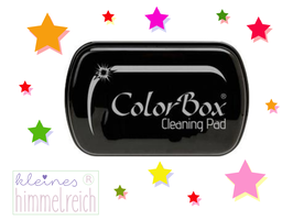 Colorbox Cleaning Pad