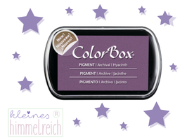 Colorbox Pigment Stempelkissen  hyacinth