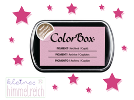 Colorbox Pigment Stempelkissen  cupid
