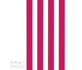Papiertüten pink-weiß gestreift, 13x18cm