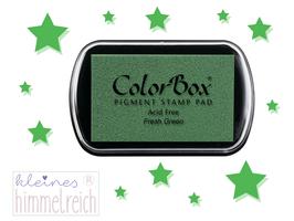 Colorbox Pigment Stempelkissen  fresh green