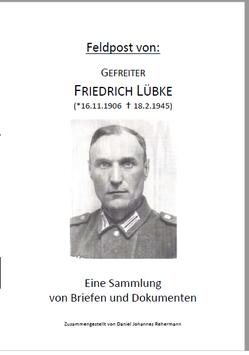 Feldpost von: Gefreiter Friedrich Lübke
