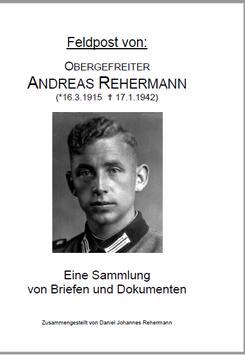 Feldpost von: Obergrefreiter Andreas Rehermann
