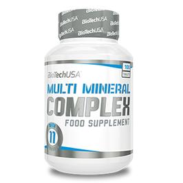BT MULTI MINERAL COMPLEX 100 Tabs